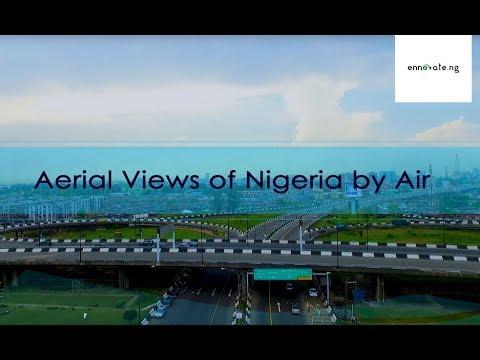 Aerial Views of Nigeria by Air