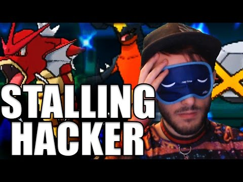 TROLLED BY TIMER STALLING HACKER WHILE BLINDFOLDED