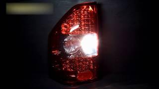Задние тюнинг фонари Паджеро 3   Tuning tail lights Mitsubishi Pajero 3