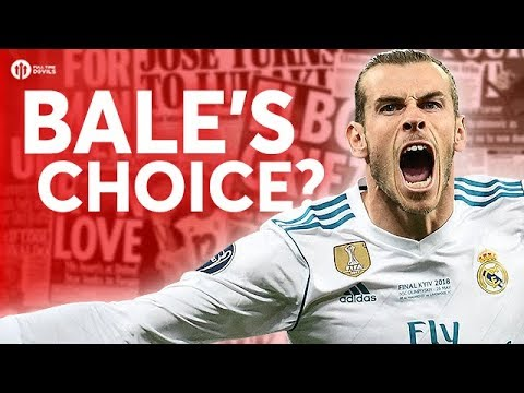 BALE'S CHOICE? Tomorrow's Manchester United Transfer News Today! #9