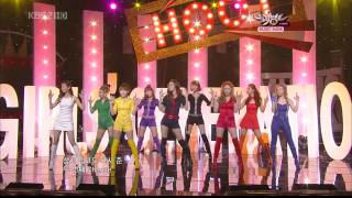 [HD] 101112 SNSD (Girl's Generation) - Hoot Live (Download Links)