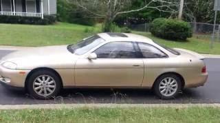 1993 Lexus SC400 (Part 2)