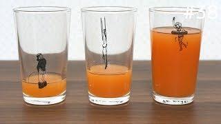 飲むと人が死ぬグラス「THE END」 / Gimmick Glass
