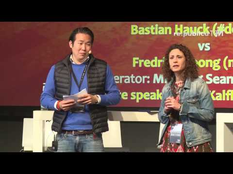 re:publica 2016 – #HEALTHAPPSCOMBAT: HEALTH APPS, ADD TRUE RELIEF? TRUE OR FAKE on YouTube