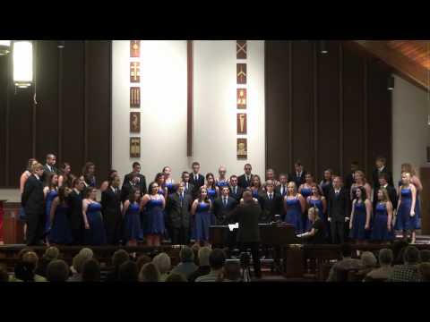 XHS Vocal Ensemble - Many Gifts, One Spirit - 2012
