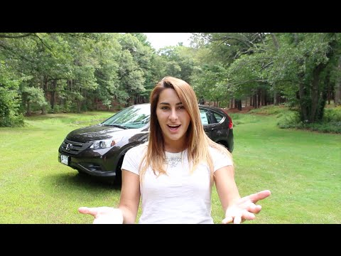 2014 Honda CR-V LX Review and Test Drive (Base) | Herb Chambers Honda ©