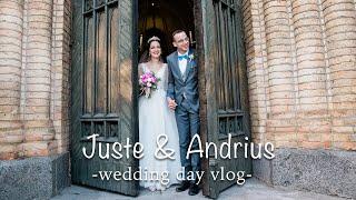 Ilgai ir laimingai: vestuvinis vLogas (No.17)  | Vestuvių fotografas