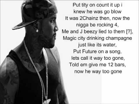 Young Jeezy - No Pressure Feat. Rich Homie Quan (Lyrics)