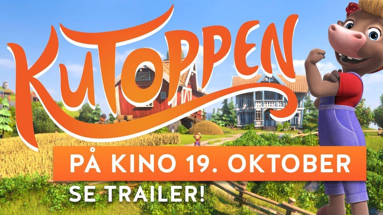 KuToppen-filmen! | OFFISIELL TRAILER | Dyreparken | Qvisten | Nordisk film