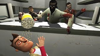 SURVIVAL IN A HOSPITAL FULL OF ZOMBIES? - Garry's Mod Gameplay (Gmod Roleplay) - Zombie Apocalypse