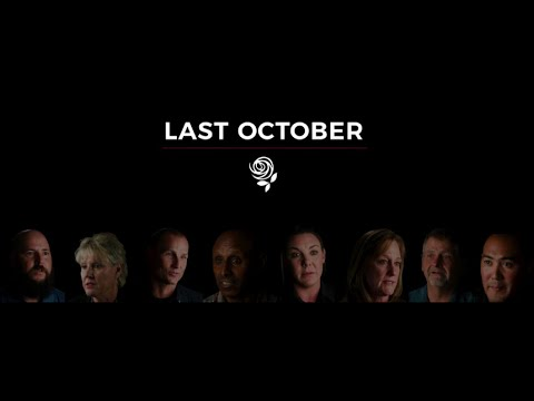 LAST OCTOBER (2019) Documentary | City Of Santa Rosa, CA