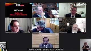 """STJ continua julgando casos vindos de Moro: """"suspeição foi de um réu"""""""