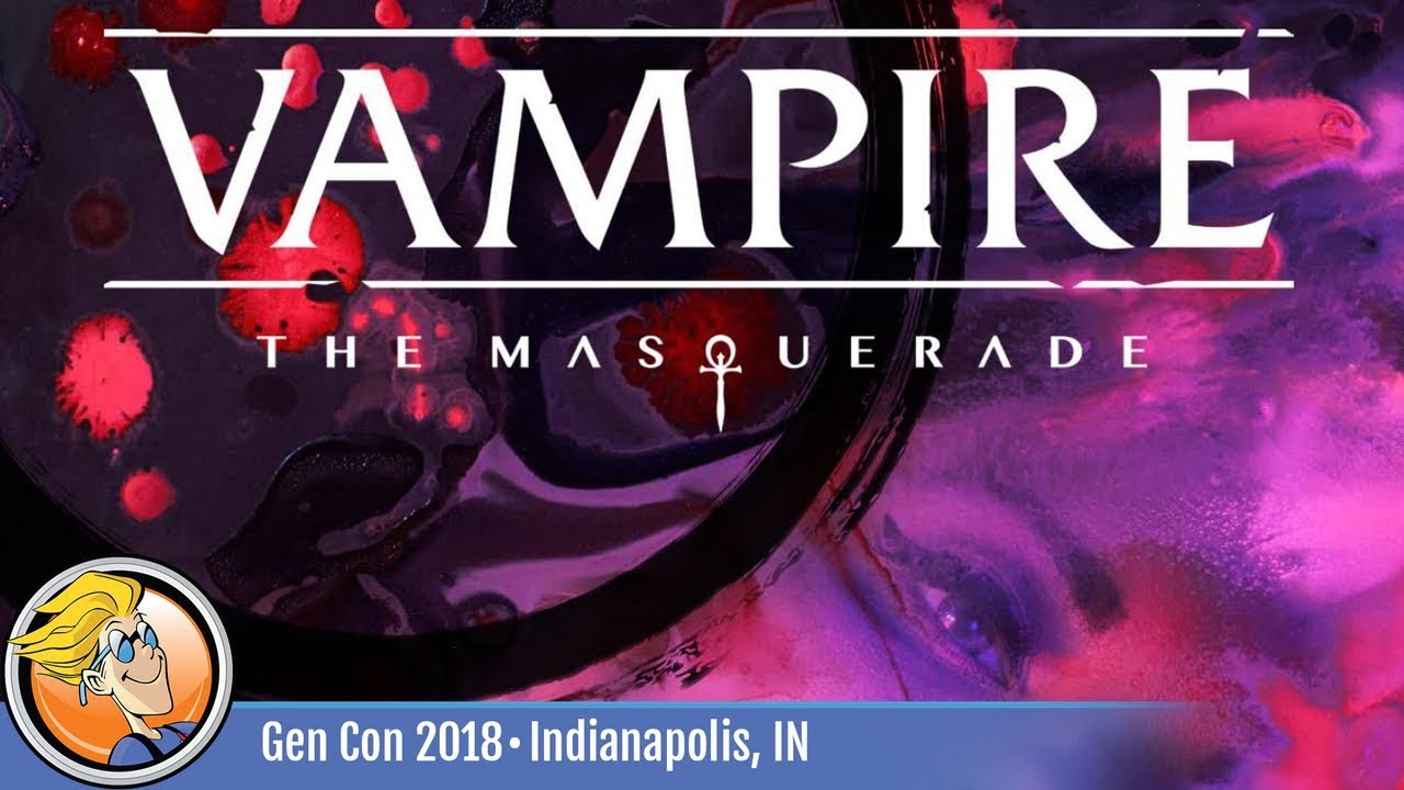 Vampire masquerade 5th edition wiki | View source for Vampire The