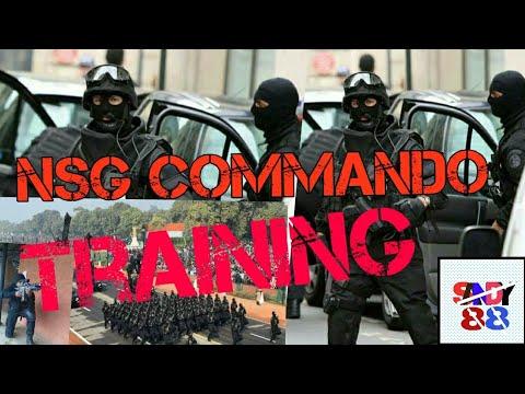 NSG Commando training Manesar Gurgaon