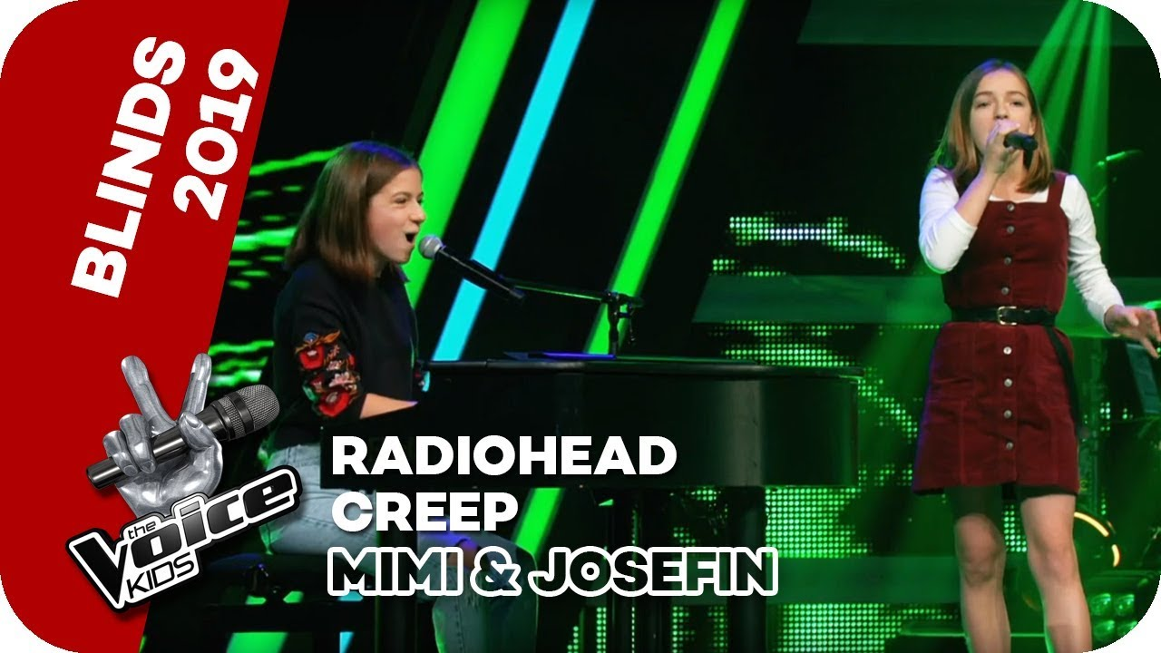 Two Little Girls Sing The Hell Out Of Radiohead's