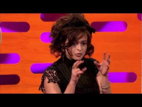 Helena Bonham Carter on The Graham Norton  part 1