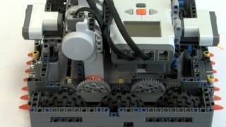 Робот для категории Сумо
