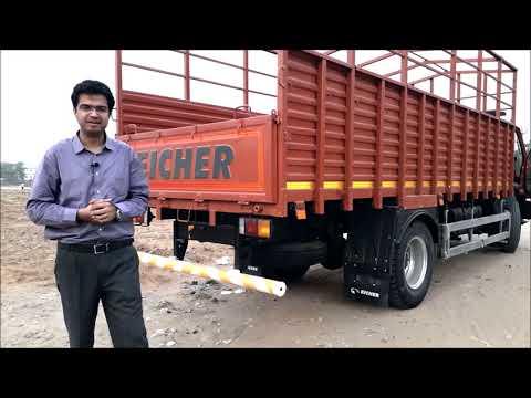 Eicher Pro 1110 XP 7 Speed Review- Eicher Truck Price, Mileage, Specs,  Maintenance | TrucksBuses com