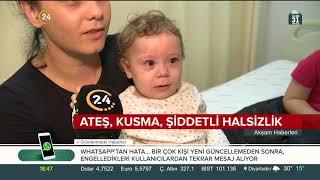 ADENOVİRÜS nedir  / 24 TV / 24 Mayıs 2018