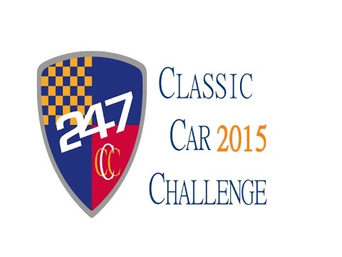 247 Classic Car Challenge 2015