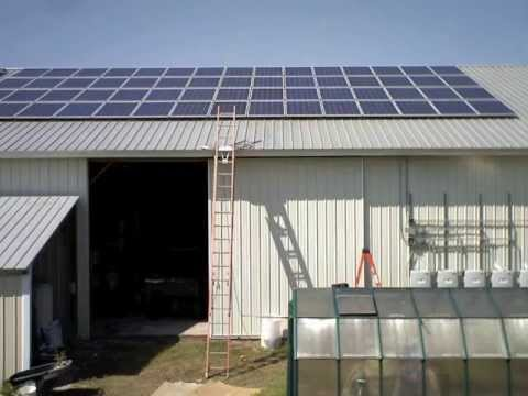 Florida Solar Installation By Pure Energy