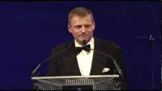 Academy Awards 2013 -  Uwe Krueger, Atkins - Royal Academy of Engineering