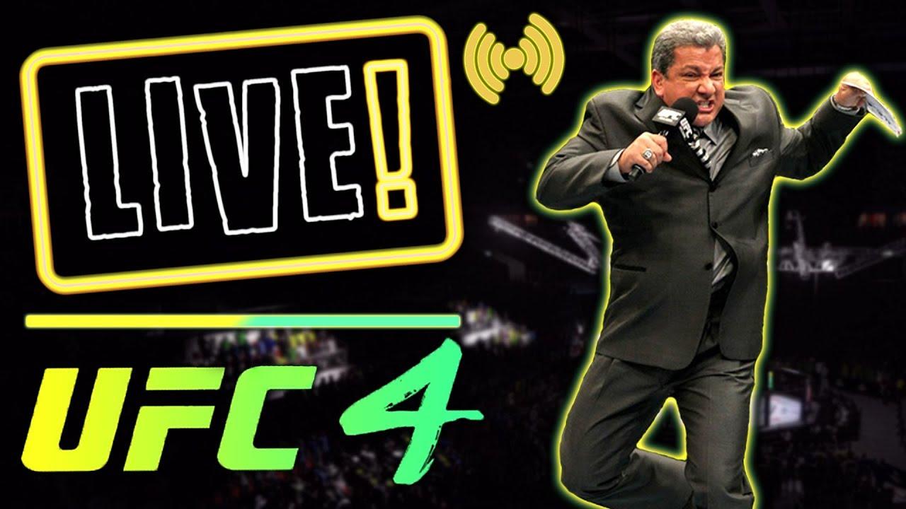 НА СВЯЗИ ЛУЧШИЙ В АЗИИ | EA SPORTS UFC 4 PS4