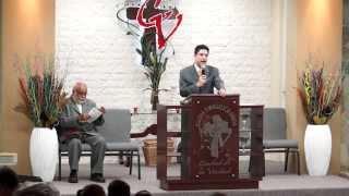 IEU CIUDAD DE LA VERDAD CULTO DE LA REFORMA PASTOR RAFAEL GARCIA TORO 10 25 2013