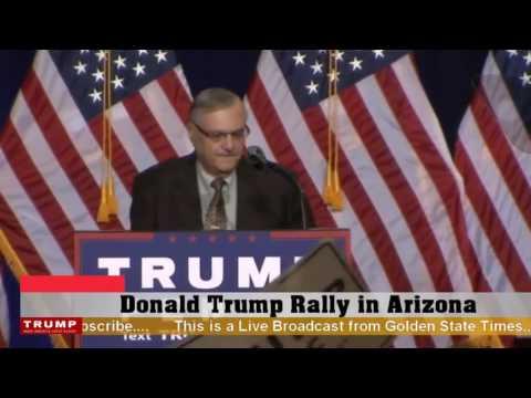 AMAZING: Donald Trump Rally from Phoenix, AZ (8 31 16)