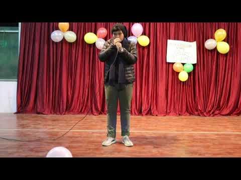 Swarnim Khatiwada - Hostel Night 2074 - The Excelsior School