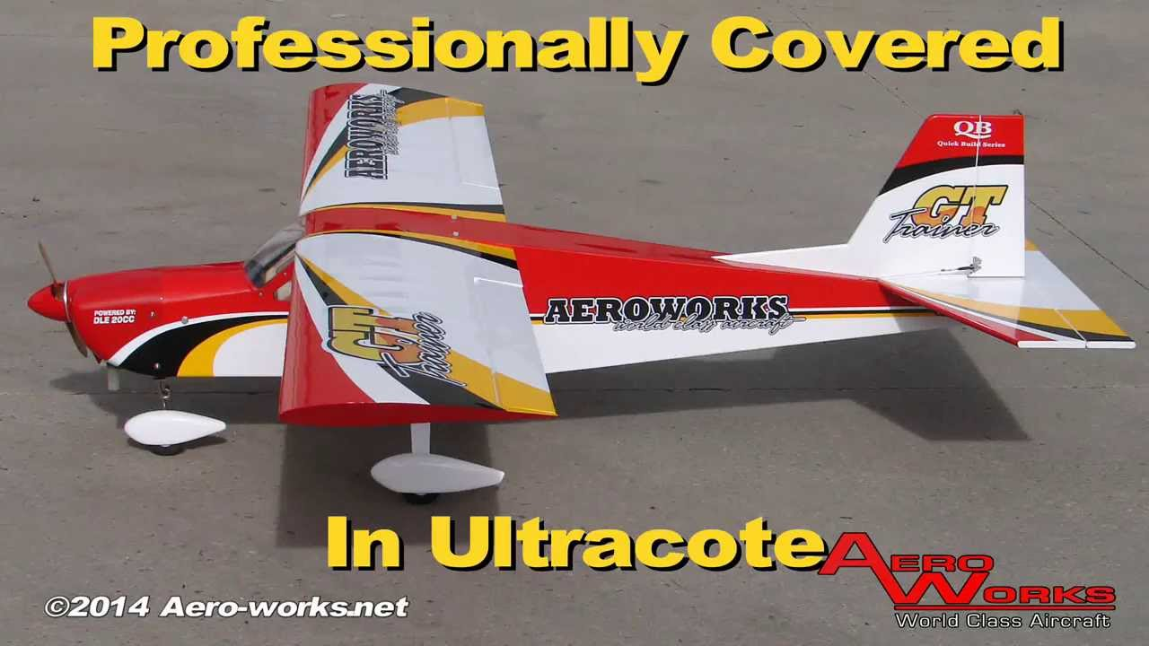 Aeroworks Trainer GT 20cc 30cc QB Quick Build