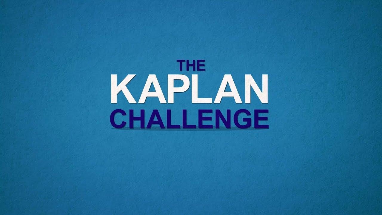Kaplan Holborn College - The Kaplan Challenge
