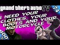 GTA IV Gerald 2 I NEED YOUR CLOTHES YOUR BOOTS AND YOUR MOTORCYCLE 100 Walkthrough mp3