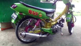 Download Modifikasi Motor Kawasaki Kaze R Kumpulan Tutorial Gambar