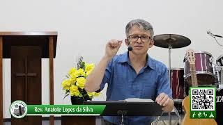 SALMOS 69.4-8 - Estudo Bíblico - Rev. Anatote Lopes - 11/03/2021
