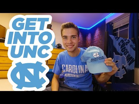 How To Get Into UNC Chapel Hill - College Application Tips