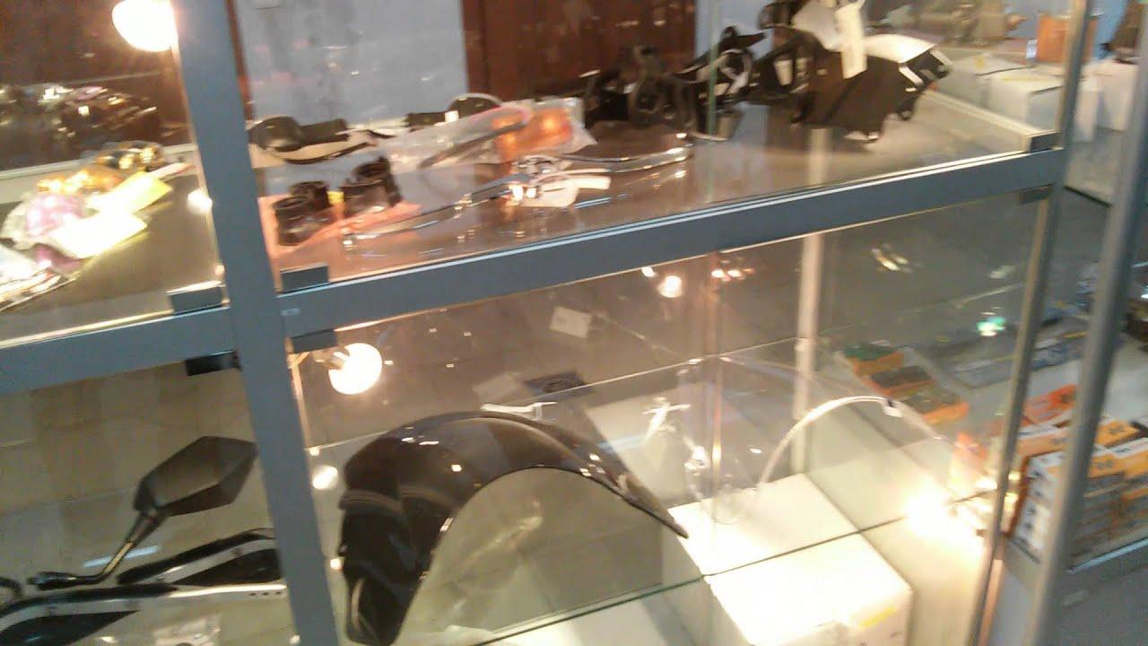 Zmoto- мотомагазин в Зеленограде - YouTube