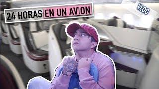 P1 | 24 horas en un avión | Mario Aguilar