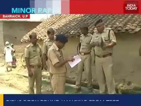 UP horror: Minor girl gangraped, tied to tree, killed