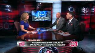 Dayton Stuns Ohio State In Thriller - SportsCenter (03-20-2014)