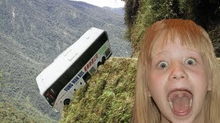 BUS OVER A CLIFF?