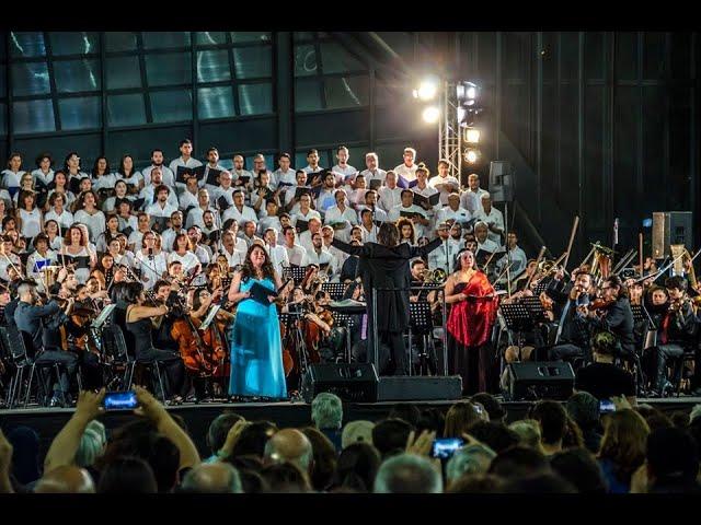 Gran Concierto por la Hermandad 2020  Gustav Mahler Segunda Sinfonía sin discursos/without speeches