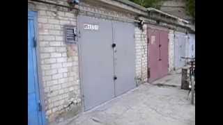 видео охранная сигнализация гаражей