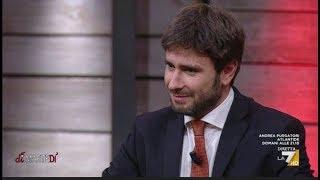 Alessandro Di Battista a DiMartedi (INTEGRALE) 19/12/2017