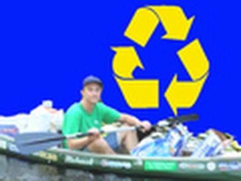 Have fun and save the planet river clean up