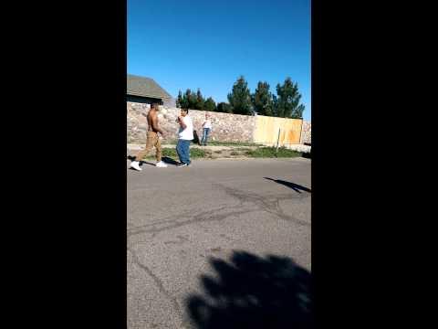 El Paso Academy Fight