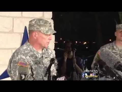 4 People Dead, Including Alleged Gunman, in Fort Hood Shootin