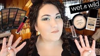 4 x 4 Wet n Wild Cosmetics || MAP Beauty