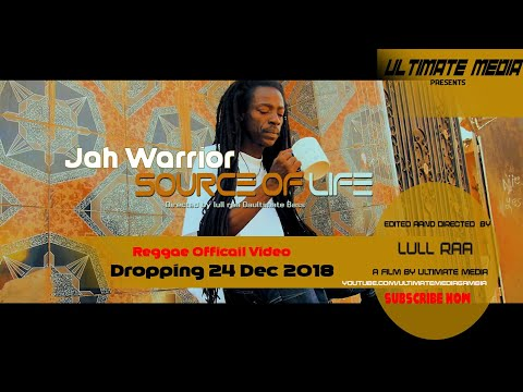 Jah Warrior SOURCE OF LIFE Official clip Gambian music 2019