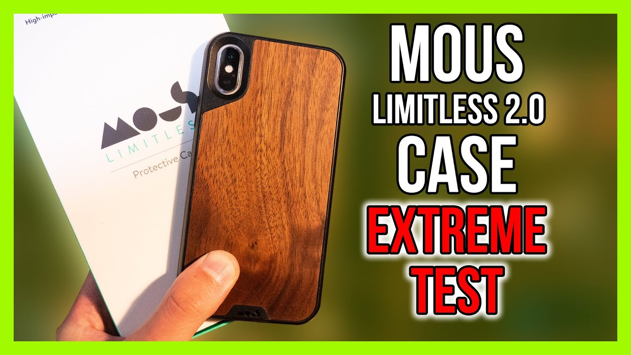 the latest bc6d0 95732 Mous Limitless 2.0 Review & Extreme Test